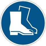 Marcaj autoadeziv pentru podea Utilizati protectie pentru picioare Durable