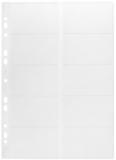 Rezerva pentru clasor Visifix 315 x 261 mm 10 buc/set Durable