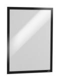 Rama magnetica autoadeziva Duraframe, A3, negru, 2 buc/set Durable