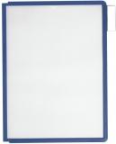 Rezerve sistem de prezentare Sherpa A4 albastru 5 buc/set Durable