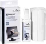 Set curatare ecran spray 125 ml + 20 servetele uscate Durable