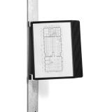 Sistem de prezentare magnetic Vario 10 rame A4 negru Durable