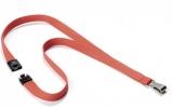 Snur textil portocaliu 10 buc/set Durable