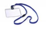 Ecuson cu snur textil bluemarin 10 buc/set Durable