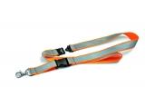 Snur textil reflectorizant, Extra Strong, portocaliu Durable
