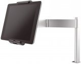 Suport tableta cu brat si clema, 7-13 inch, prindere pe masa, argintiu Durable