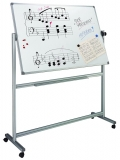 Tabla magnetica mobila 100 x 200 cm Dahle