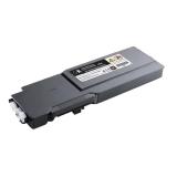 Cartus Toner Black W8D60 / 593-11119 11K Original Dell C3760N