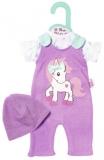 Dolly Moda - Salopeta Si Caciula 36 Cm Zapf