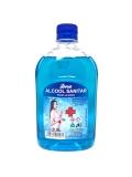 Alcool sanitar, 70% concentratie, 500 ml, tip 1 si 2, Dora