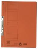 Dosar carton color, portocaliu, pentru incopciat, coperta 1/1 Elba