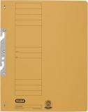 Dosar carton color, galben, pentru incopciat, coperta 1/1 Elba