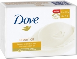 Sapun solid Cream Oil 2 x 100 gr Dove