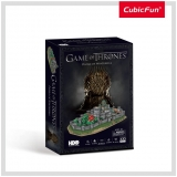 Puzzle 3D Game Of Thrones - Winterfell 430 Piese Cubicfun