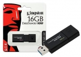 Memorie USB Kingston DataTraveler 100 G3, 16GB, USB 3.0