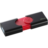 Memorie Stick USB DataTraveler 106, 16 GB, USB 3.1, negru Kingston