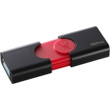 Memorie USB DataTraveler 106, 32 GB, USB 3.1, negru Kingston