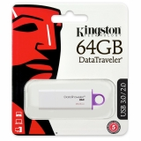 Memorie Stick USB 3.0, 64 GB, DataTraveler G4 Kingston
