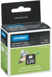 Etichete LW 13 mm x 25 mm 1000 buc/rola Dymo