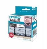 Eticheta in rola pentru Labelwriter 25 x 89 mm plastic alb 100 buc/rola Dymo