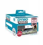 Eticheta in rola pentru Labelwriter 59 x 190 mm plastic alb 170 buc/rola Dymo