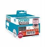 Eticheta in rola pentru Labelwriter 59 x 102 mm plastic alb 300 buc/rola Dymo
