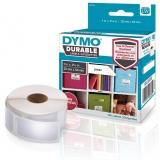 Eticheta in rola pentru Labelwriter 25 x 54 mm plastic alb 160 buc/rola Dymo