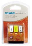 Banda Letratag 12 mm x 4 m 3 buc/set Dymo