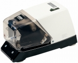 Capsator electric 50 coli Classic 100E alb-negru Rapid