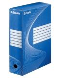 Cutie de arhivare 100 mm Boxy Esselte albastru