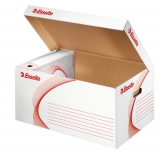 Container pentru arhivare si transport cu capac Standard Esselte