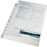 Folii de protectie, A4, cristal, 40 microni, 100 buc/set, Esselte