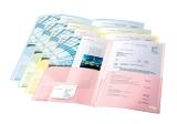 Mapa A4 de prezentare 5 buc/set Esselte diverse culori