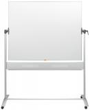 Tabla magnetica mobila emailata Prestige 150 x 120 cm Nobo