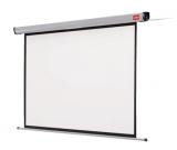 Ecran electric pentru proiectie 240 x 180 cm Nobo