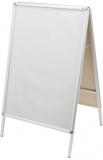 Panou stradal de tip A, aluminiu, A0, 90 x 148 cm Nobo