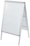 Panou stradal de tip A, aluminiu, A1, 65 x 113 cm Nobo