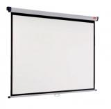 Ecran de proiectie pentru perete 4:3 200 x 151 cm Nobo