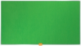 Panou Widescreen 32 inch din material textil verde Nobo