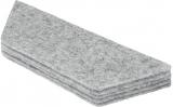 Rezerva burete magnetic pentru curatarea tablelor 10 buc/set Nobo