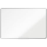 Tabla alba magnetica, otel emailat, 150 x 100 cm, Premium Plus Nobo