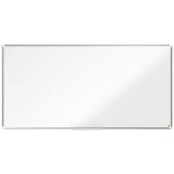 Tabla alba magnetica, otel lacuit, 180 x 90 cm, Premium Plus Nobo