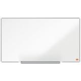 Tabla alba magnetica, otel emailat, 71 x 40 cm, Impression Pro Widescreen Nobo