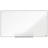 Tabla alba magnetica, otel emailat, 89 x 50 cm, Impression Pro Widescreen Nobo