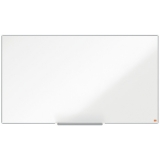 Tabla alba magnetica, otel emailat, 122 x 69 cm, Impression Pro Widescreen Nobo