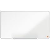 Tabla alba magnetica, otel lacuit, 71 x 40 cm, Nano Clean, Impression Pro Widescreen Nobo