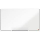 Tabla alba magnetica, otel lacuit, 89 x 50 cm, Nano Clean, Impression Pro Widescreen Nobo