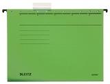 Dosar suspendabil plic Alpha Leitz verde