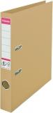 Biblioraft No1 Power, PP/PP, A4, 50 mm, culoarea nisipului, Esselte