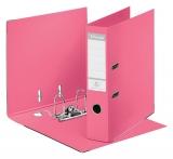 Biblioraft No1 Power, PP/PP, A4, 75 mm, roz, Esselte